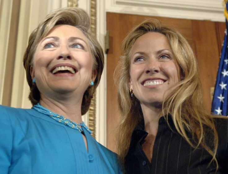 Singer/Song writer SHERYL CROW  Sen. HILLARY Clinton (D-NY) at a press conference on the Breast Cancer  Environmental Research Act, in Washington (03/28/2007) ~ UPI Photo / Kevin Dietsch _____________________________ Reposted by Dr. Veronica Lee, DNP (Depew/Buffalo, NY, US)