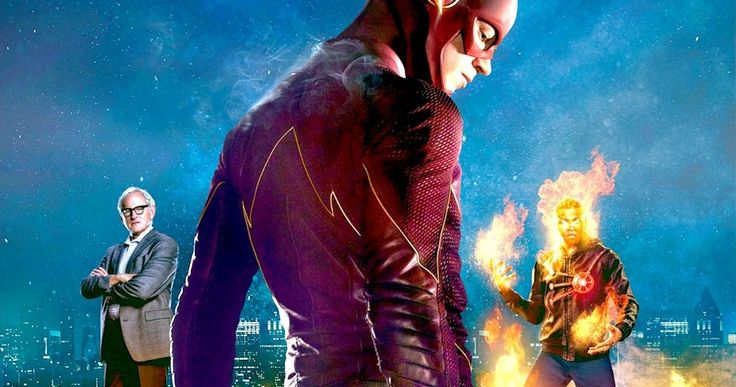 'Flash' Season 2 Trailer Goes Searching for a New Firestorm -- The unstable Dr. Martin Stein needs to merge with a new person to become Firestorm in a trailer for next week's episode of 'The Flash'. -- http://movieweb.com/flash-season-2-trailer-new-firestorm/