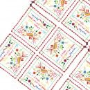 Traditional Portuguese Handkerchief (by Aliança Artesanal) at http://www.laranjalimao.com/