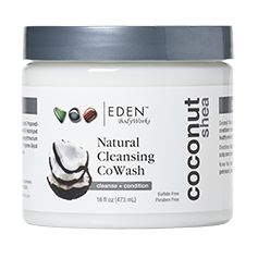 Eden Body Works Coconut Shea Natural Cleansing CoWash 16 oz  $8.09 Visit www.BarberSalon.com One stop shopping for Professional Barber Supplies, Salon Supplies, Hair & Wigs, Professional Product. GUARANTEE LOW PRICES!!! #barbersupply #barbersupplies #salonsupply #salonsupplies #beautysupply #beautysupplies #barber #salon #hair #wig #deals #sales #Eden #Body #Works #Coconut #Shea #Natural #Cleansing #CoWash