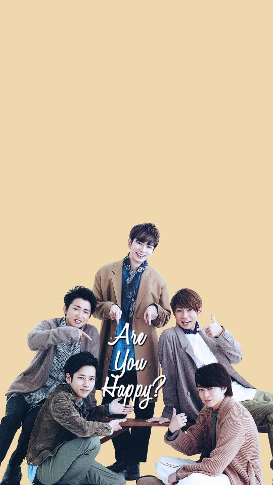 Arashi wallpaper from #tumblr