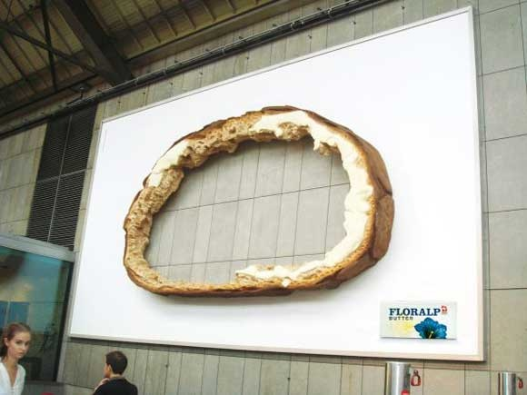 Creative Food Based Advertising Ideas