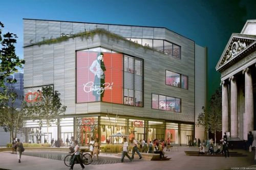Century 21 is Opening at City Point on the Fulton Mall!... Century 21 has inked a deal to be the anchor tenant at a new building in Downtown Brooklyn