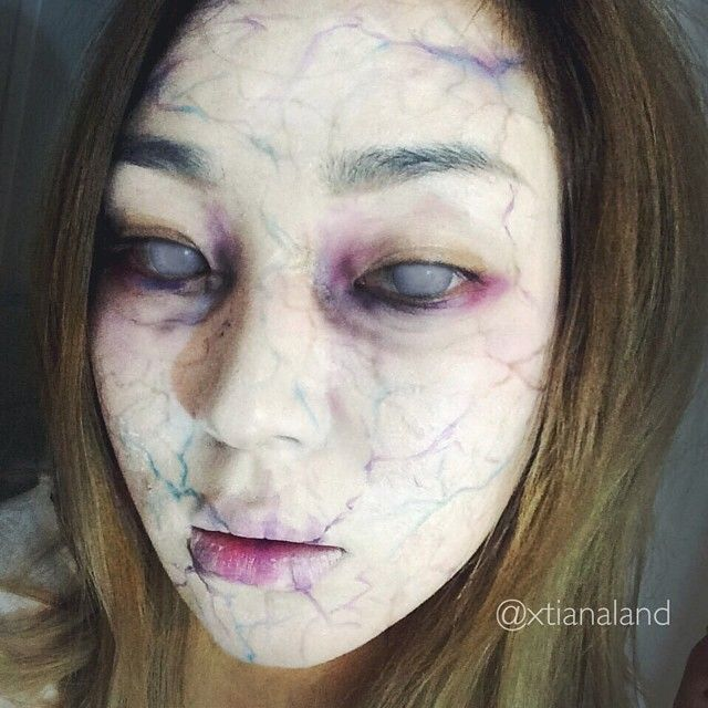 Halloween makeup idea?