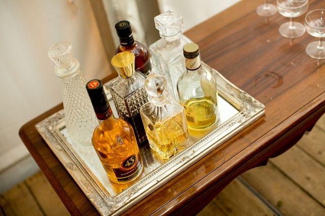 Een whiskeybar op je bruiloft | ThePerfectWedding.nl