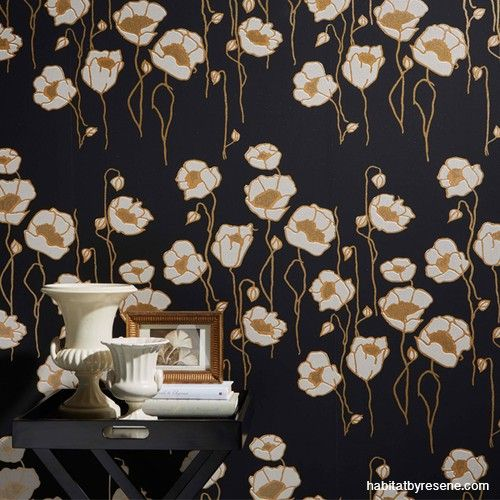 Handcrafted wallpapers revived | Habitat by Resene | Handcrafted wallpapers revived