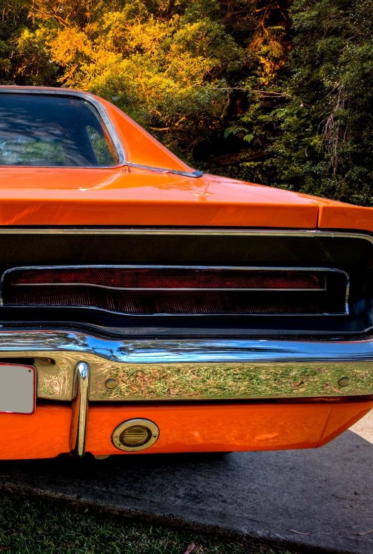 1969 Dodge Charger General Lee by Paul Carmona #dodgeclassiccars