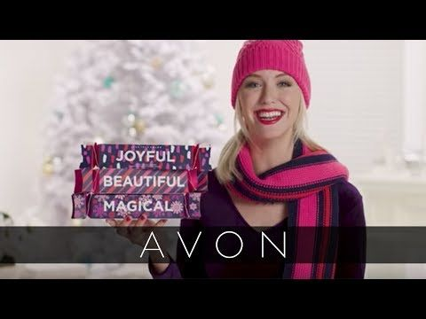 Avon True Color Magical Plums Lip And Nail Surprise