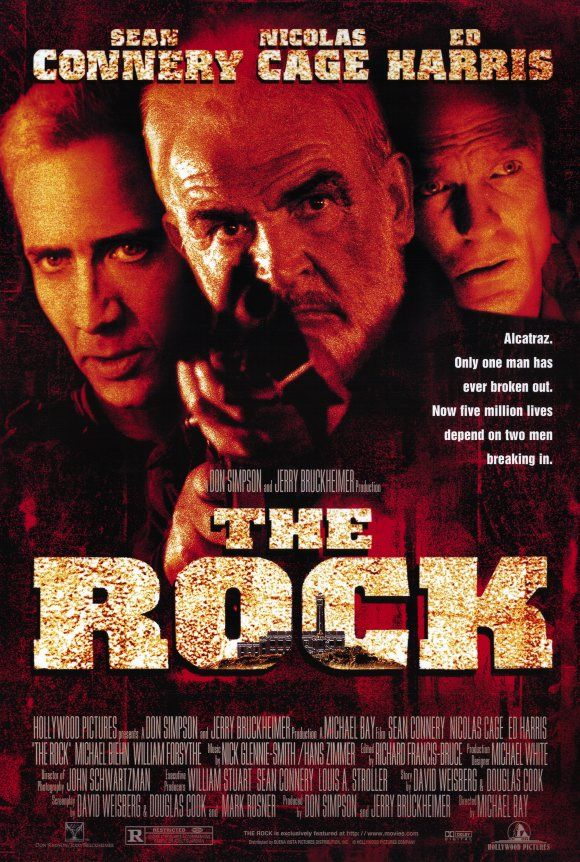 The Rock (1996)  ザ・ロック
