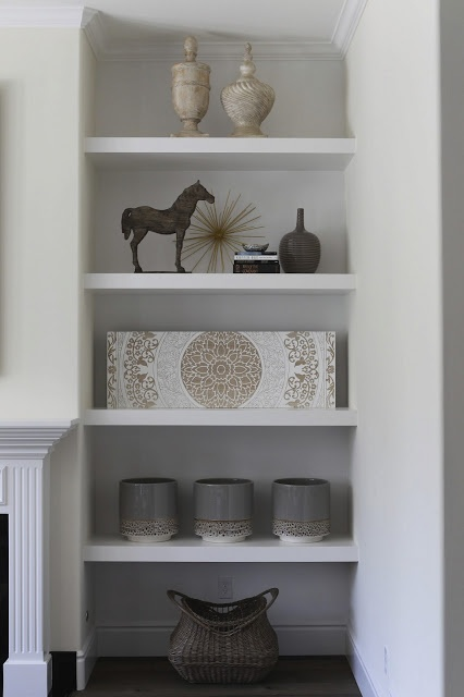 17 Best Images About Floating Shelves On Pinterest: 17 Best Images About Staging Shelves On Pinterest