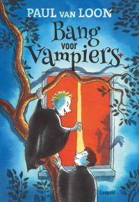 Bang voor vampiers, nieuw ebook voor kinderen en onderwijs