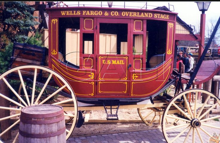 Wells Fargo & Co. Overland Stage