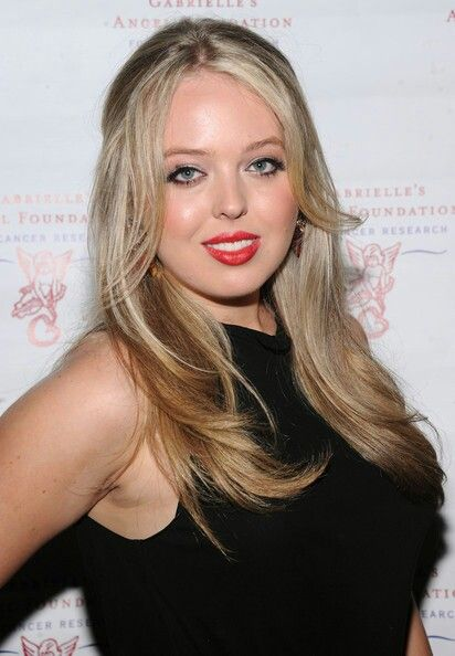 Marla Maples 20 year old daughter Tiffany Trump