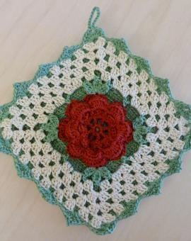 Free Patterns Crochet Today : Crochet Patterns crochet today PotHolders & Dishcloths ...