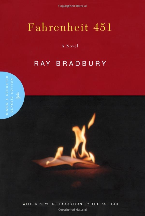three lessons for the readers in fahrenheit 451 by ray bradbury This free, printable pixton lesson plan brings dystopian fiction to life with  pixton  lesson plan on fahrenheit 451 by ray bradbury  reading reinforcement.