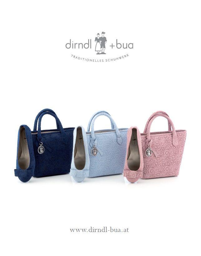 dirndl+bua Trachten-Taschen