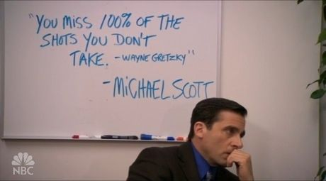 The 25 Best Michael Scott Quotes - Made the wrong decision to read these during a very serious Mass Media Law class. The best.