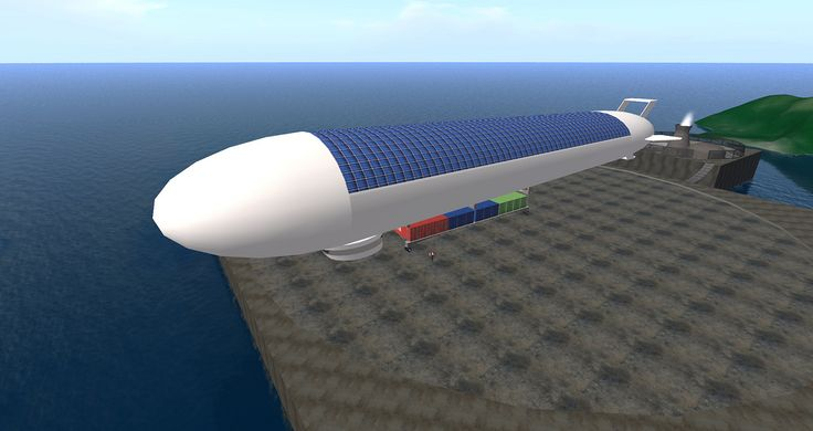 China Chooses Solar Power for Airship in Near Space | China has recently launched a gigantic airship into near space from Mongolia. The helium-filled airship has been positioned near the top of the Earth's atmosphere. It took no fuel to ascend that high into near space. The sun powers it into position after an initial helium bounce with solar panels along the top surface... [The Future of Aviation: http://futuristicnews.com/tag/aircraft/ Solar Power…