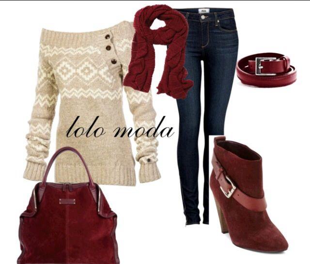 Winter Fashion Fashion Pinterest