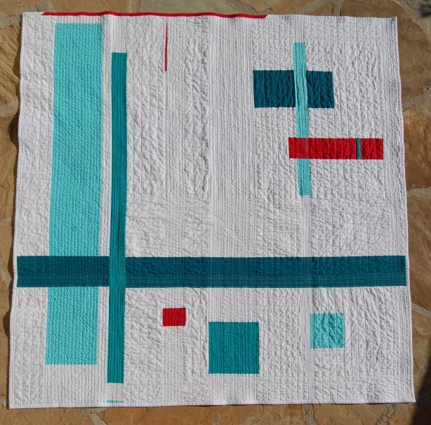 169 best mid century modern quilts images on Pinterest | Artists ... : modern style quilts - Adamdwight.com