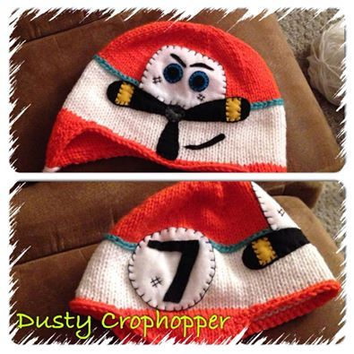 Custom made hat :)