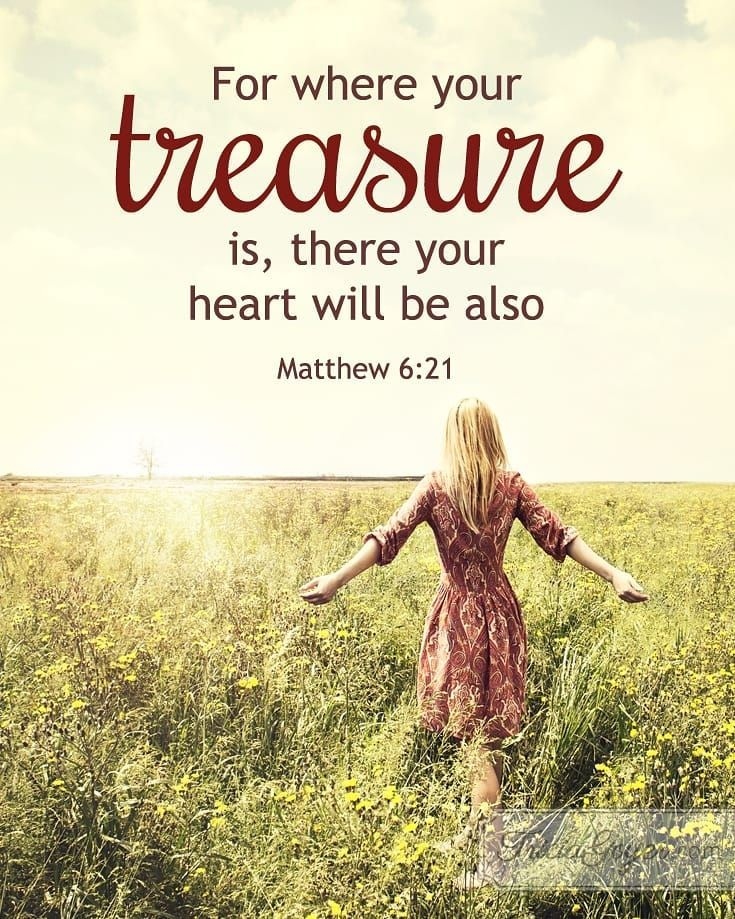 """Matthew 6:19-21 NASB """"Do not store up for yourselves treasures on earth,  where moth and rust destroy,…   Matthew bible quotes, Treasures in heaven,  Scripture images"""