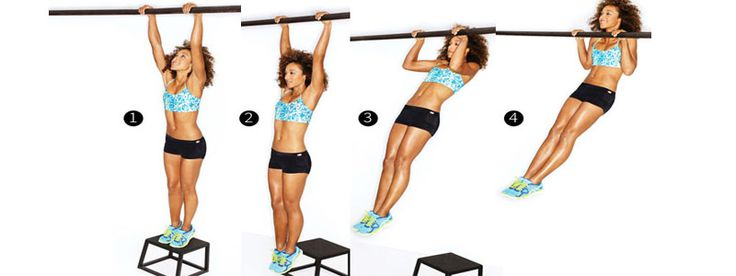 This a pull-up tutorial especially designed for women who have never done it before. If you are one of those ladies who can't do a single pull up, this article is for you. By reading these tips you will learn how to progress from doing none to 10 pull-ups in a row.