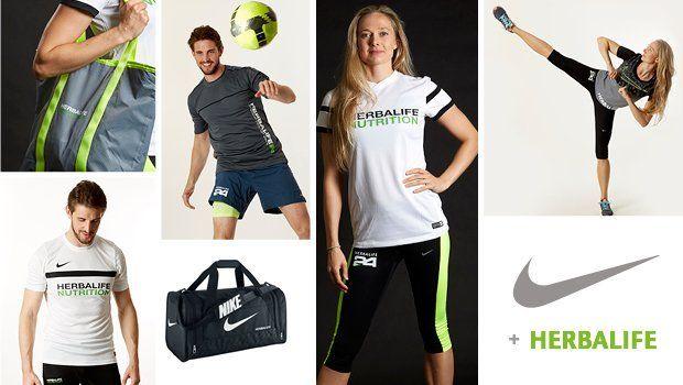 Colección Nike + Herbalife 2016