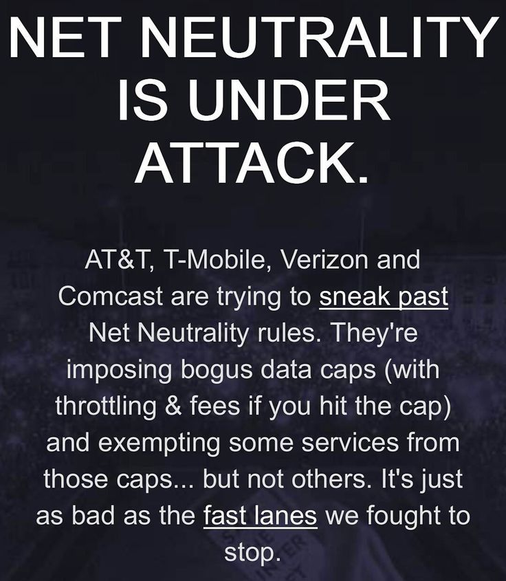 We shouldn't let big companies do this! File a complaint to the FCC now: http://ift.tt/1kpJiCj  #news #internet #html #html5 #css #css3 #javascript #php #webdesign #website #site #server #design #new #page #coding #code #coder #linux #os by chastnyy
