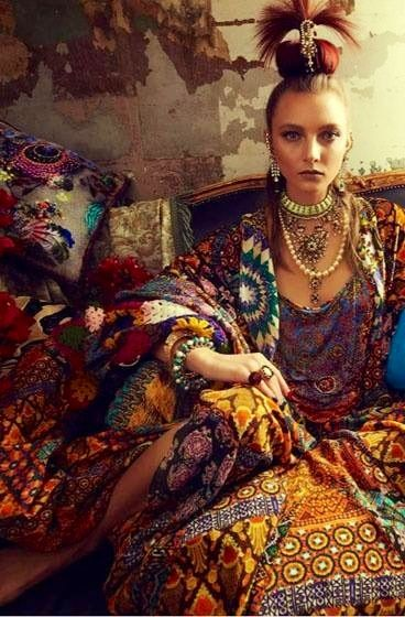 Stunning Colour & Prints!!