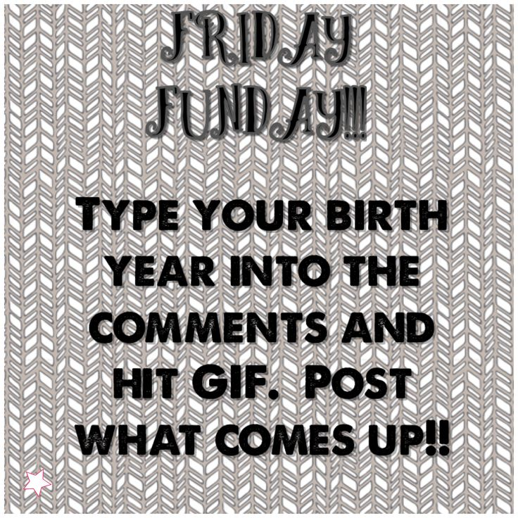 #fridayfunday interactive post for Facebook VIP group using a GIF. Thirty One fall 2017