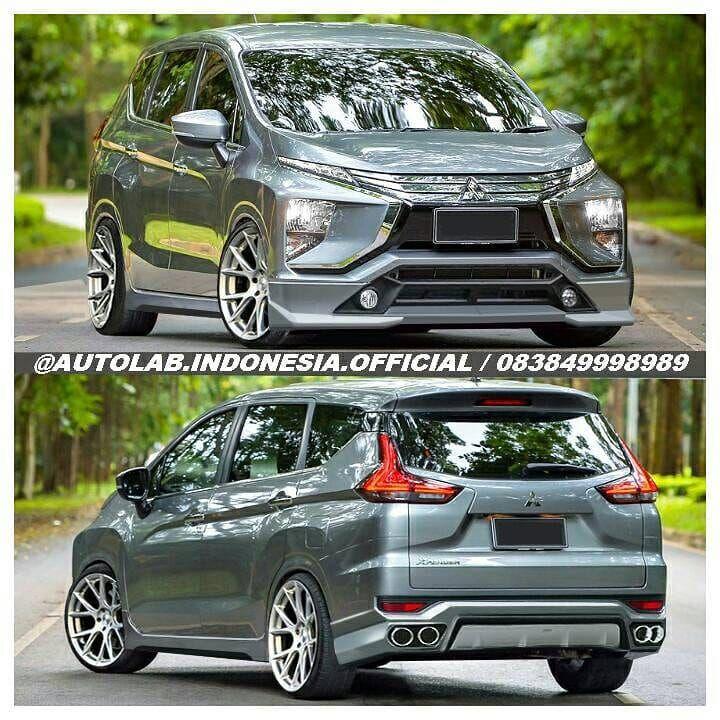 Available Lx Mode Bodykit Mitsubishi Xpander Bahan Plastic Abs Plug Play 1 75 Juta Set Tanpa Cat Depan Belakang Samping Mobil Indonesia Plastic
