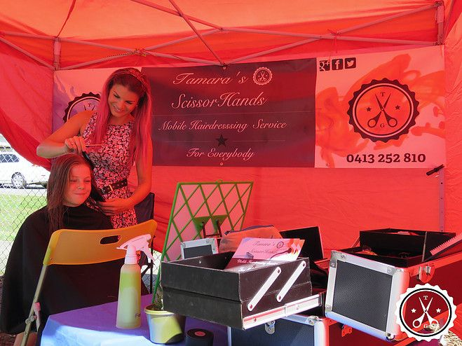 Gallery - Tamara´s ScissorHands - A Mobile Hairdresser for Everyone !!