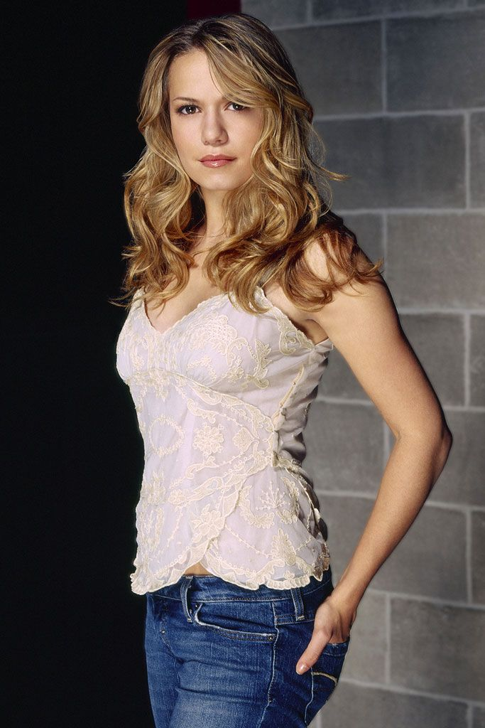 Bethany Joy Lenz as Haley James Scott from One Tree Hill