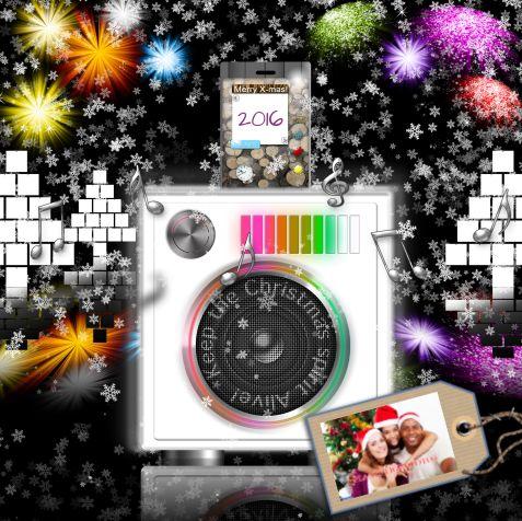 #kerst #kaart #kerstkaart #kerstkaarten #box #xmas #merry #christmas #happy #new #year #kleuren #vuurwerk #fuif #kerstbomen #kerstdagen #decoratie #grappig #modern
