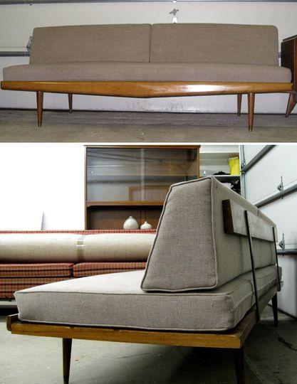 25 best ideas about mid century sofa on pinterest mid for Mid century modern furniture new york