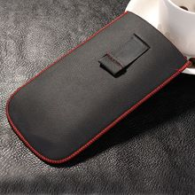 New Red border Top grade Universal Holster skin Waist Leather Pouch Cover Case For Vkworld T6     US $3.29 Get it here ---> https://shoptabletpcs.com/products/new-red-border-top-grade-universal-holster-skin-waist-leather-pouch-cover-case-for-vkworld-t6/ + Up to 18% Cashback