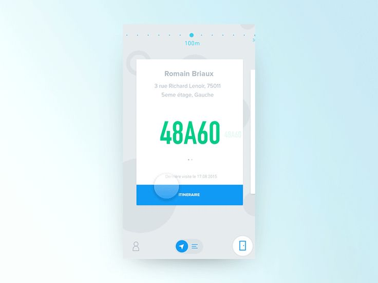 Hey,   Here is an app I'm working on. It's a work on progress and the UI might change, but I took the opportunity to try out Framer.js.  Feel free to check the real prototype here :  http://share.f...