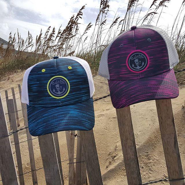 Salt Life hats
