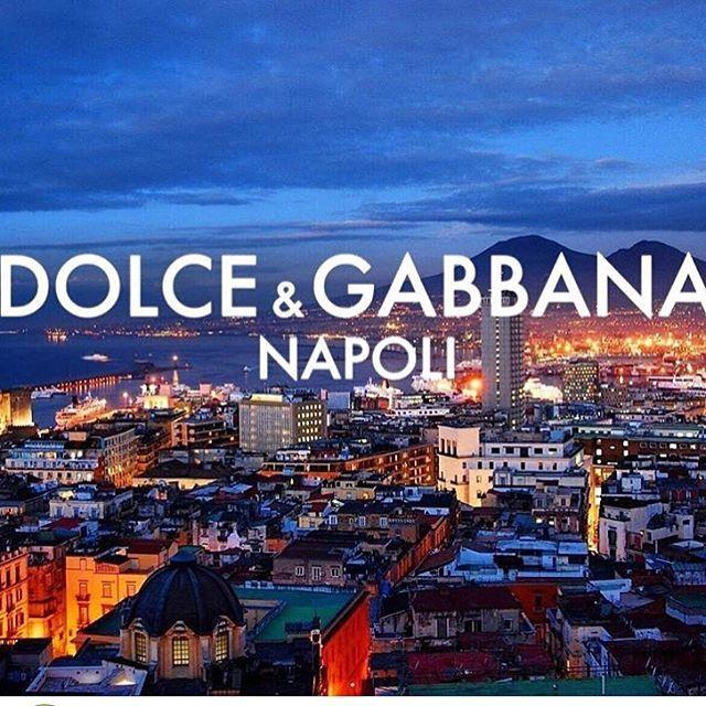 @stefanogabbana #dglovesnapoli ❤️❤️❤️❤️see you soon I   T #orgogliosodiessereitaliano