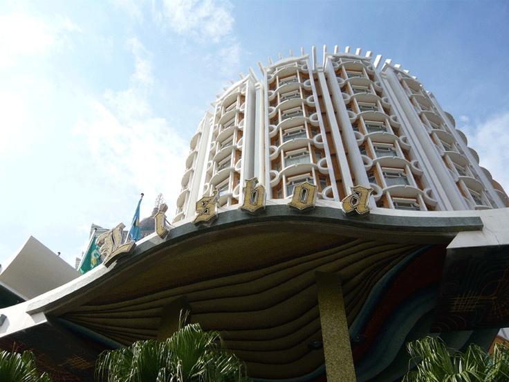 Risboa Hotel リスボアは最も有名な老舗カジノホテル