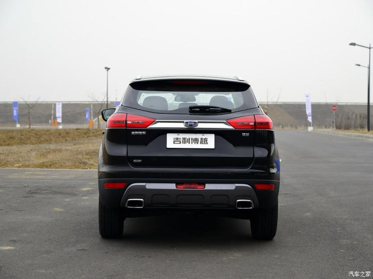 BOYUE GEELY .One of the most beautiful Chinese SUV in China.