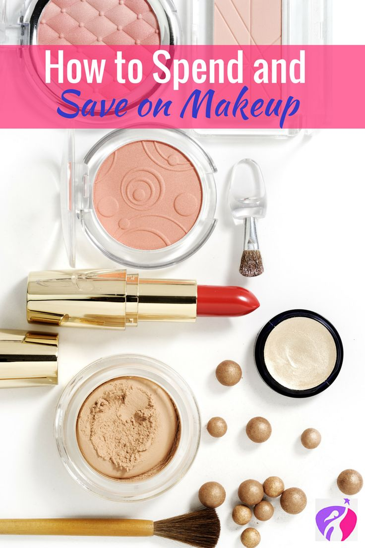 Spending too much on makeup? Here are some great tips to help you spend and save on makeup next time you go makeup shopping.