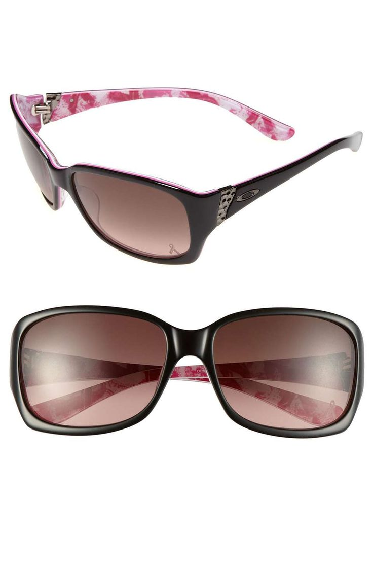 200b09e52de83 Oakley Discreet Breast Cancer Awareness Edition Sunglasses ...