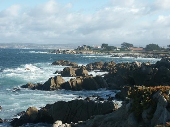 Monterey, CA - twice