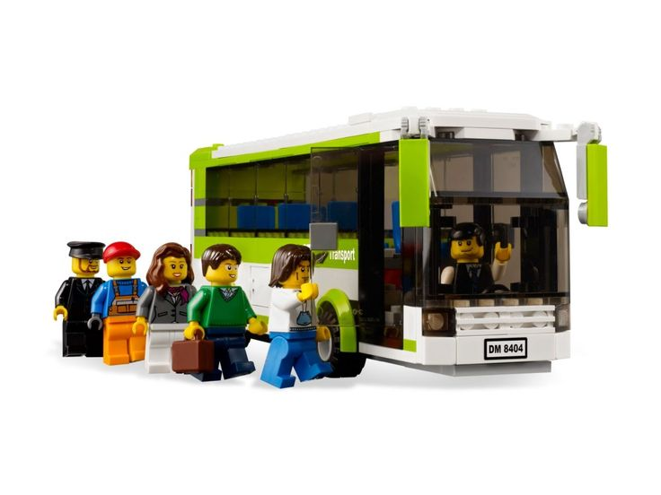 LEGO® City Public Transport Station 8404 (5)