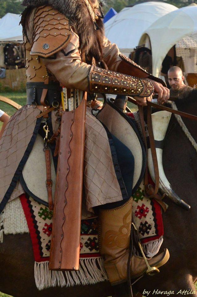 Hungarian horseman.