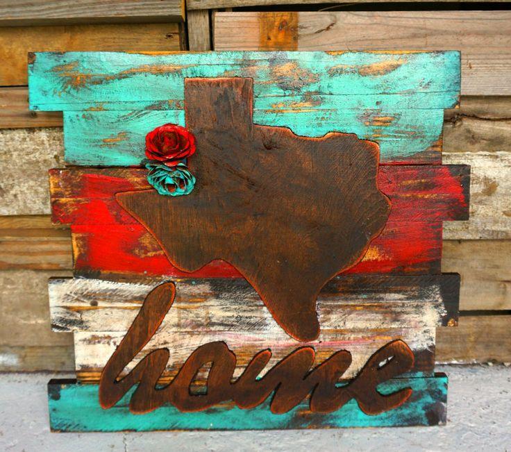Texas Home - Sofia's Rustic Furniture #texas #home #wall #art #sofias #rustic #furniture #decor #for #sale #interior #design #texas #rose #turquoise #red #wood #spanish #hacienda #distressed #diy #old #vintage #christmas #birthday #gift