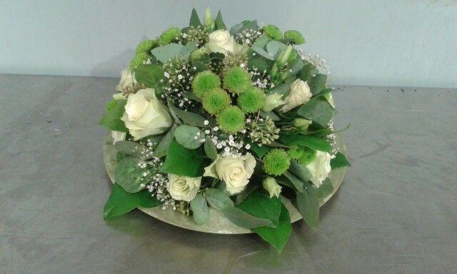 Biedermeier bloemstuk
