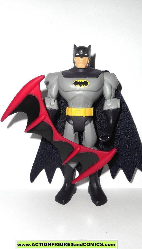 Batman The Brave And The Bold Batman Gray Suit Dc Universe
